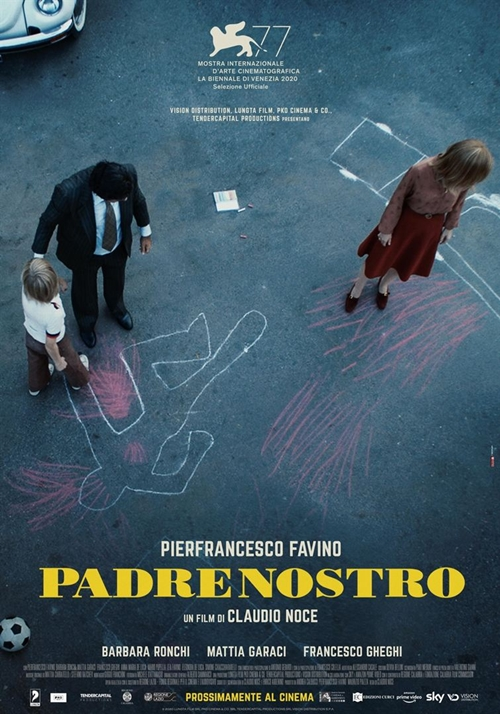 Padre Nostro film affiche