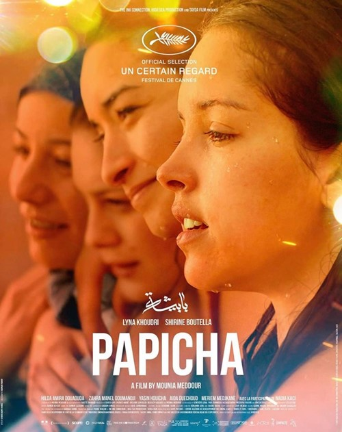 Papicha film affiche