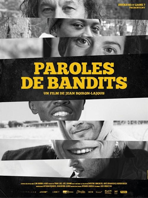 Paroles de bandits film affiche