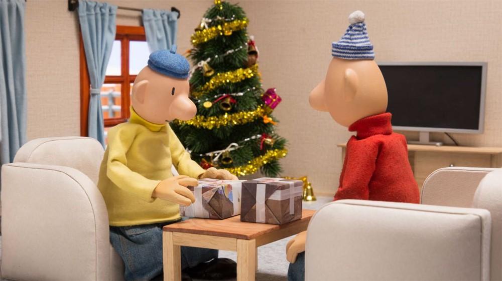 Pat et Mat en hiver film animation image