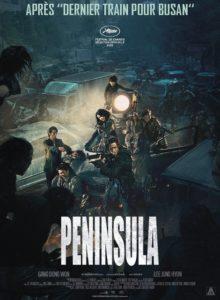 Peninsula film affiche