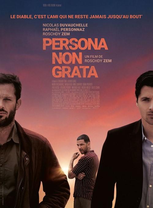 Persona Non Grata 2019 film affiche
