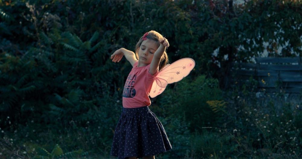 Petite fille film documentaire