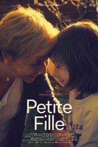 Petite fille film documentaire affiche définitive