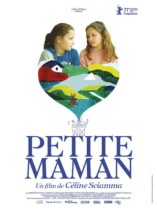 Petite Maman film affiche réalisé par Céline Sciamma