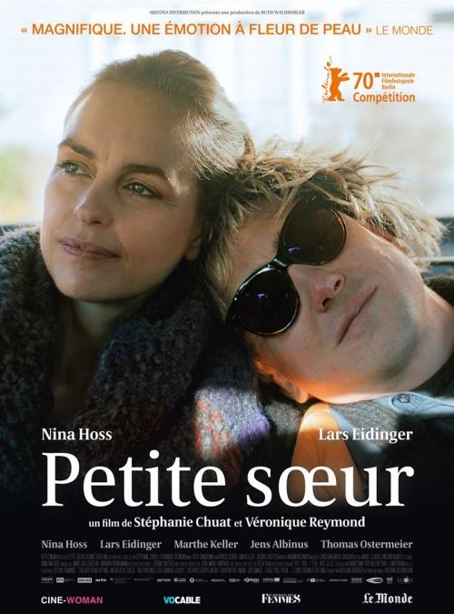 Petite Soeur film affiche réalisé par Véronique Reymond et Stéphanie Chuat