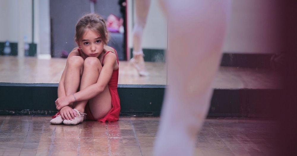 Petites danseuses film documentaire