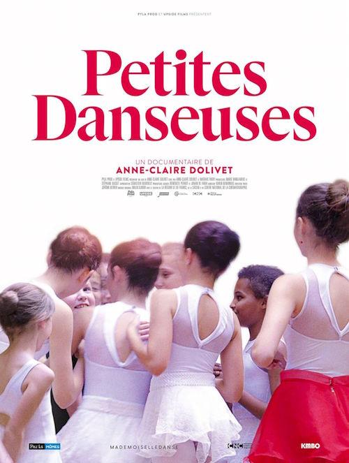 Petite Danseuse film documentaire affiche