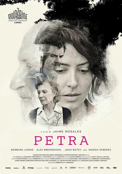 Petra film affiche