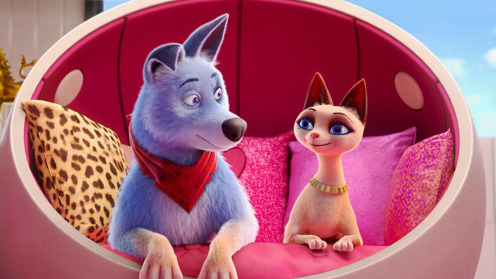 Pets United film movie