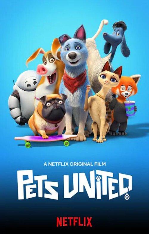 Pets United affiche
