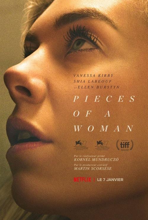 Pieces of a Woman film affiche