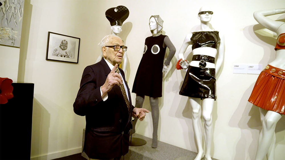 Pierre Cardin film documentaire