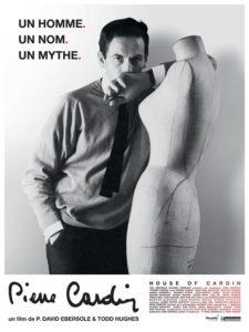 Pierre Cardin film affiche