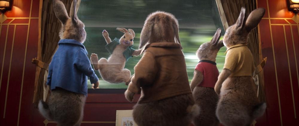 Pierre Lapin 2 film animation animated movie