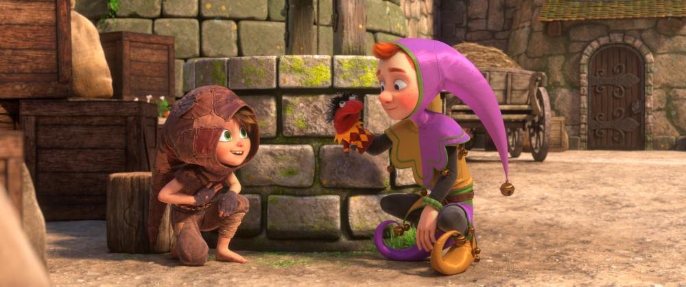 Pil film animation animated movie