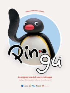 Pingu film animation affiche réalisé par Otmar Gutmann