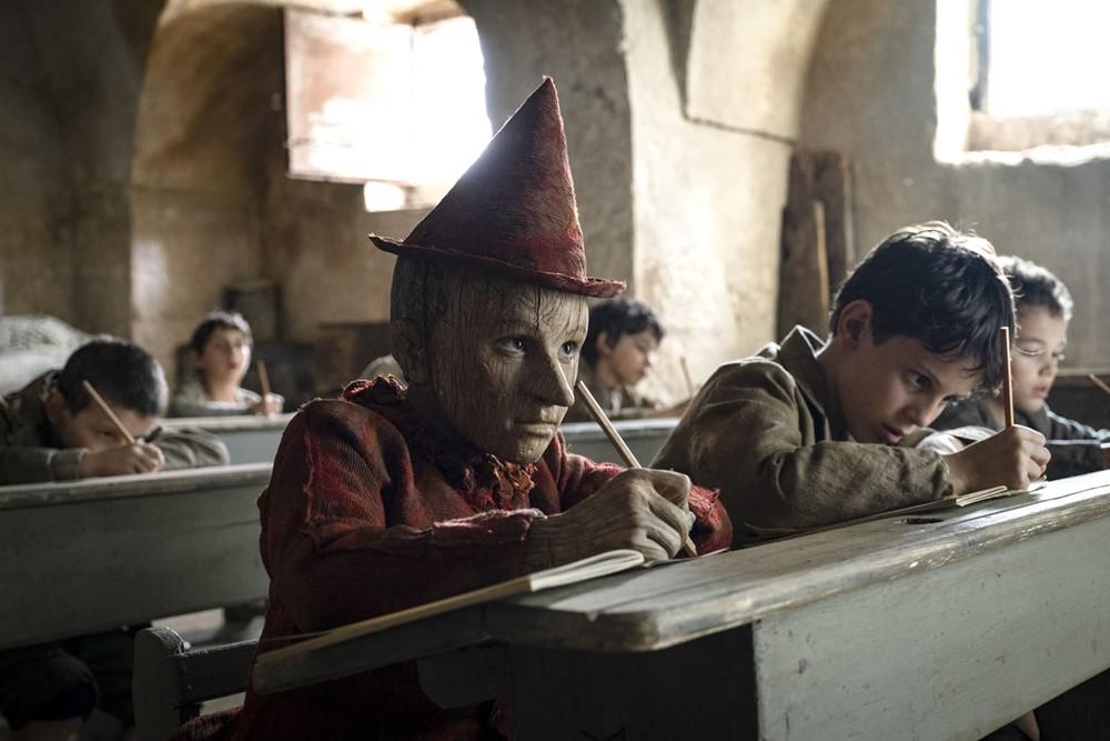 Pinocchio Matteo Garrone film image