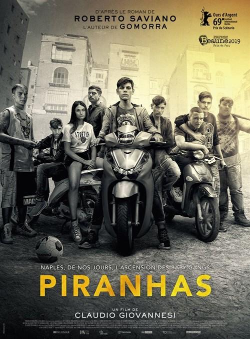 Piranhas film affiche