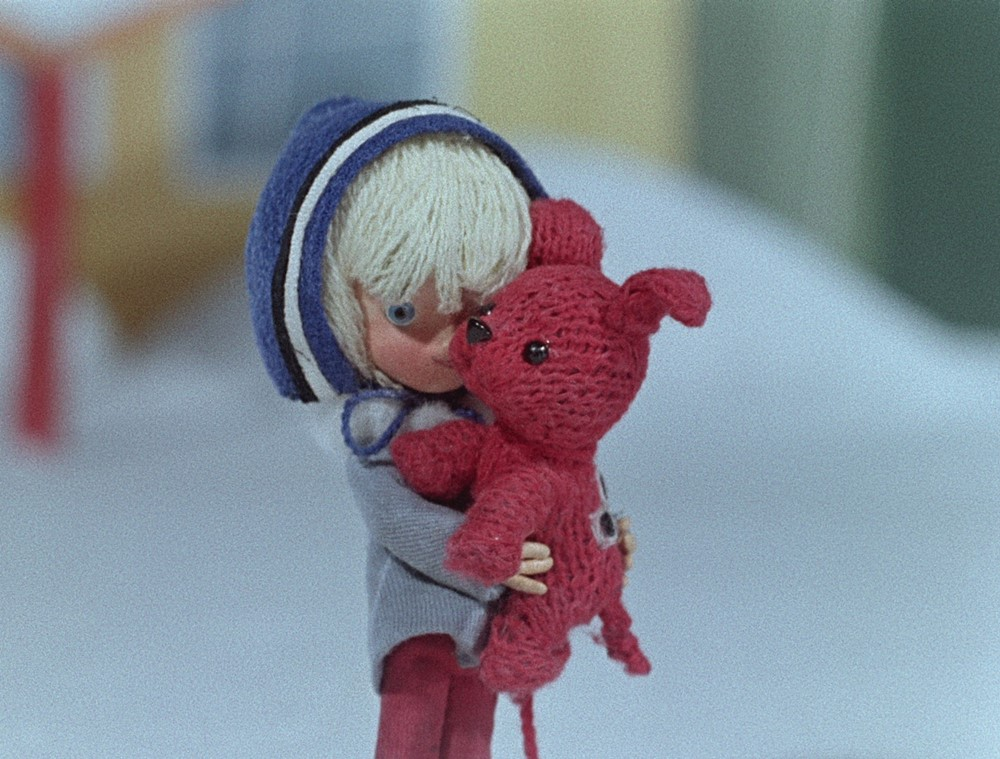 Pirouette et le sapin de Noël film animation image