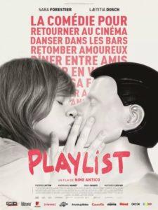 Playlist film affiche réalisé par Nine Antico