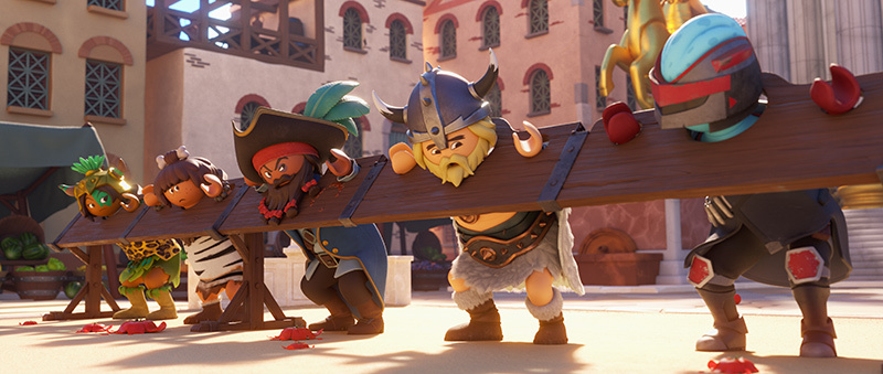 Playmobil, le film image