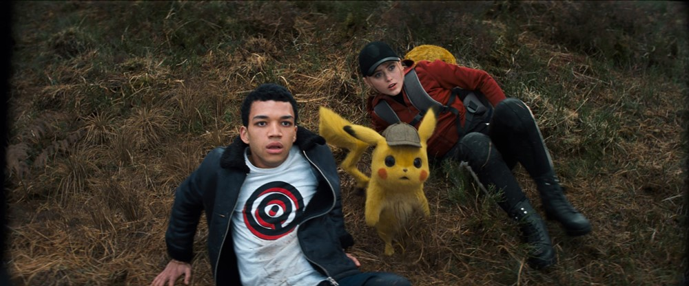 Pokemon Detective Pikachu film image