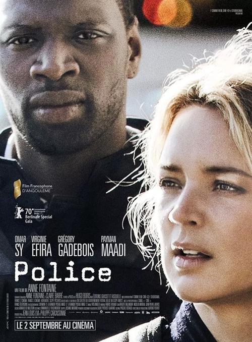 Police film affiche