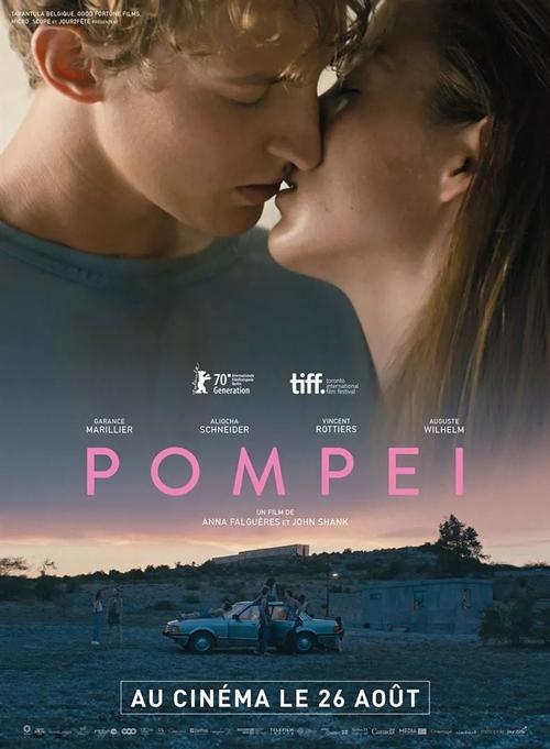 Pompei film affiche
