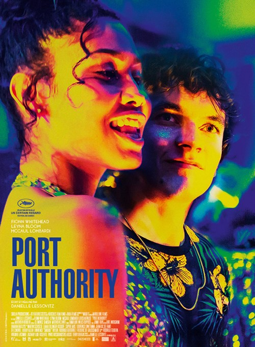 Port authority film affiche