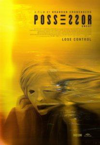 Possessor film affiche réalisé par Brandon Cronenberg