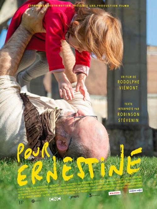 Pour Ernestine documentaire affiche