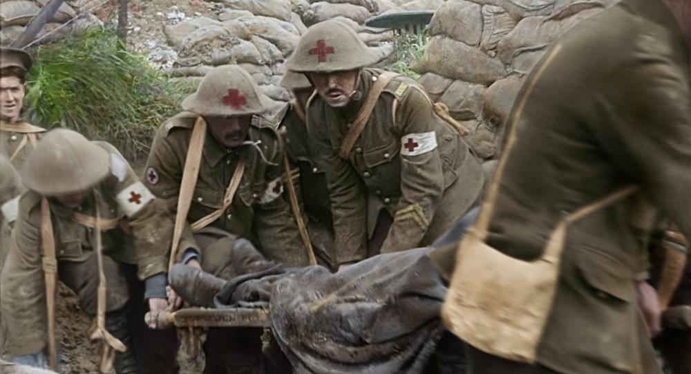 Pour les soldats tombés film documentaire image