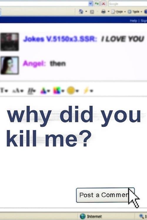 Pourquoi tu m'as tuée ? affiche