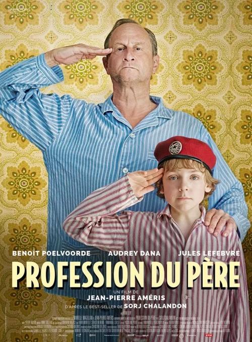 Profession du père film affiche réalisé par Jean-Pierre Améris