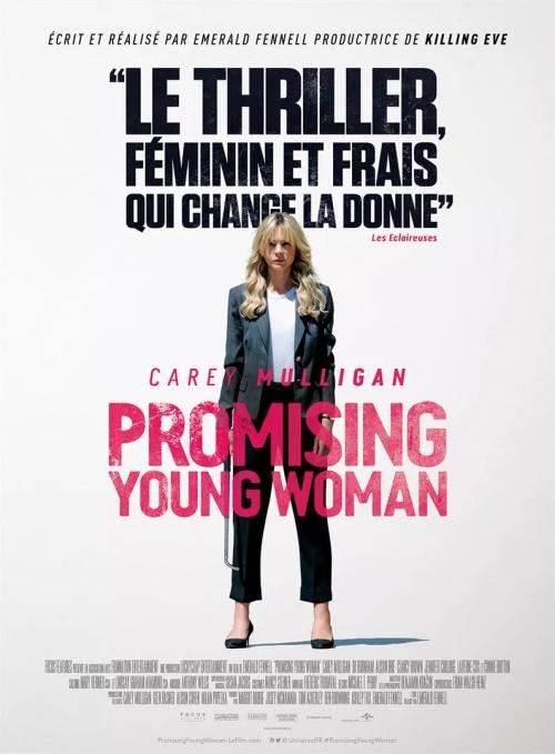 Promising Young Woman film affiche réalisé par Emerald Fennell