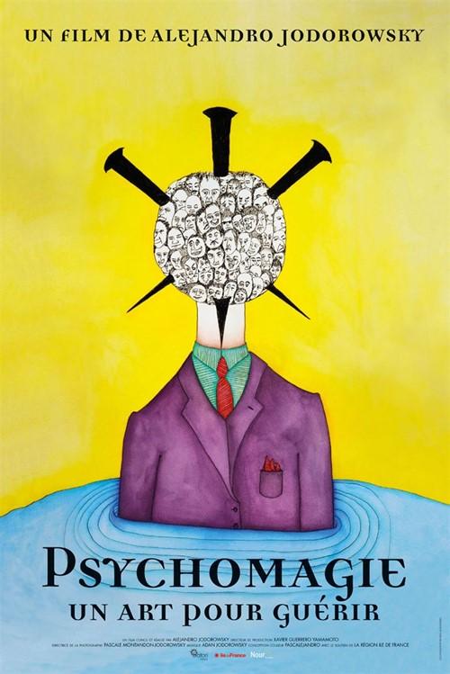 Psychomagie film documentaire affiche