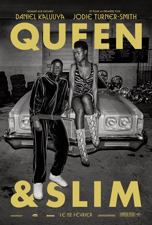 Queen and Slim film affiche