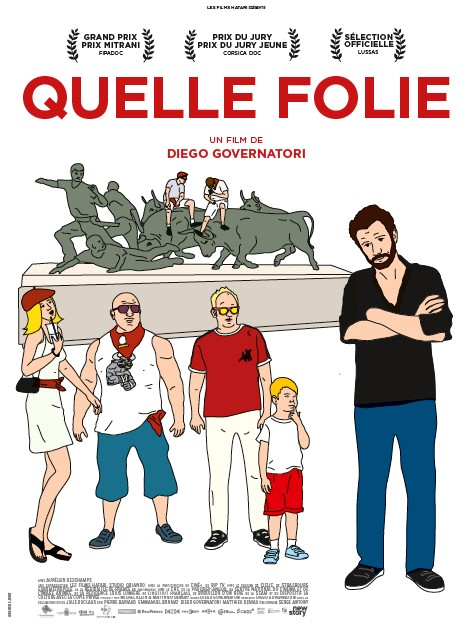 Quelle folie film documentaire affiche