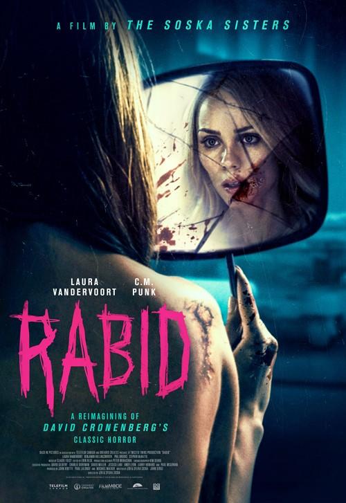 Rabid (2020) film affiche