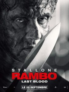 Rambo Last blood film affiche