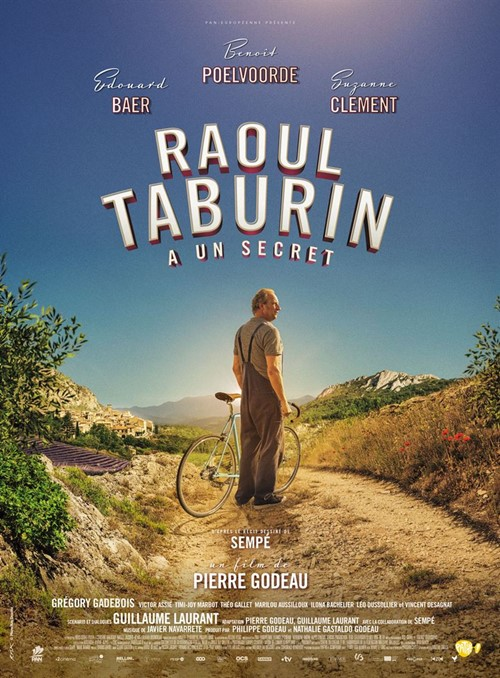 Raoul Taburin a un secret film affiche