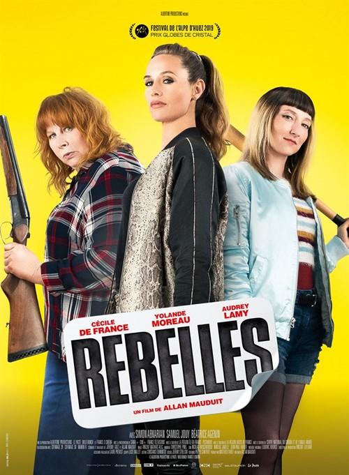 Rebelles film affiche