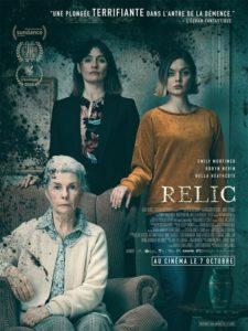 Relic film affiche