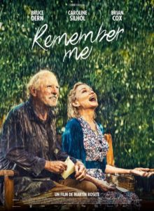 Remember me 2020 film affiche