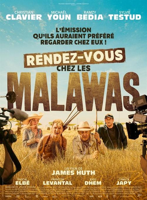 Rendez-vous chez les Malawas film affiche