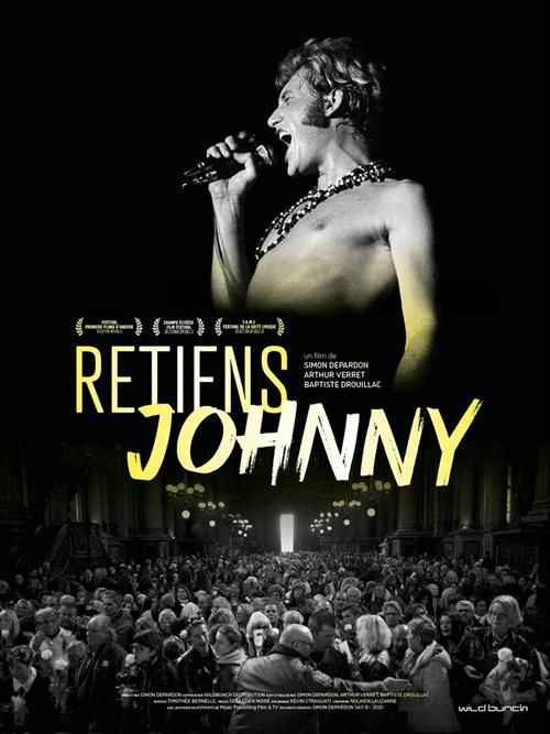 Retiens Johnny film documentaire affiche