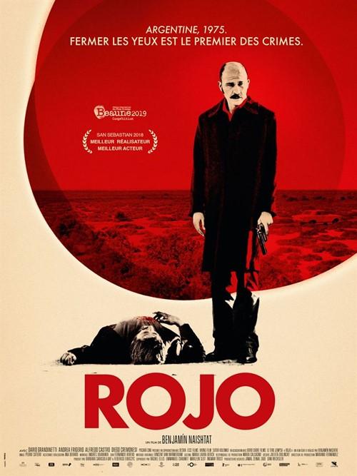 Rojo film affiche