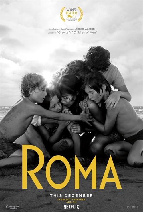 Roma film affiche