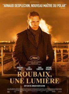 Roubaix, une lumière film affiche